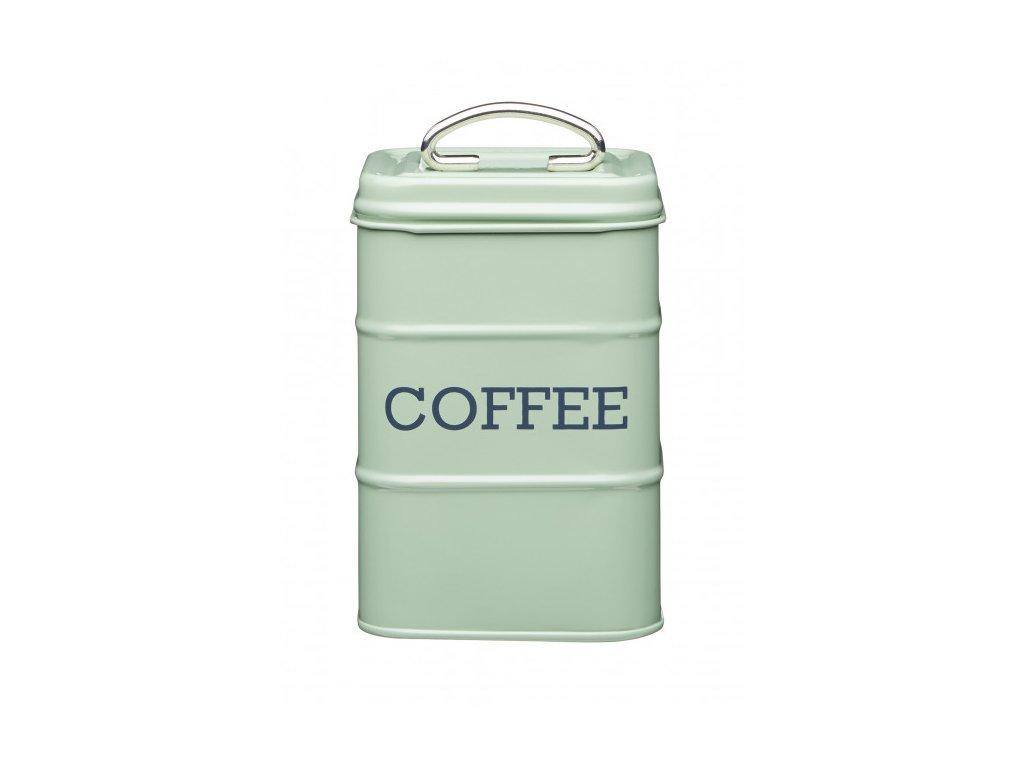 zelena doza na kavu living nostalgia