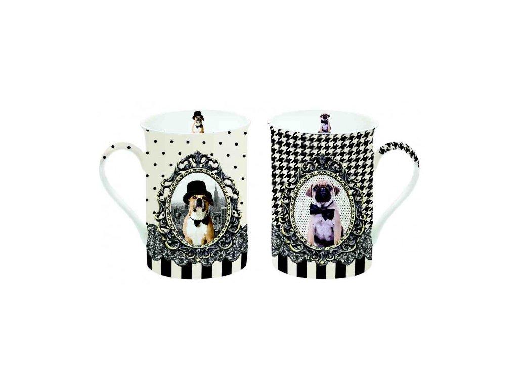 216 dogs mug
