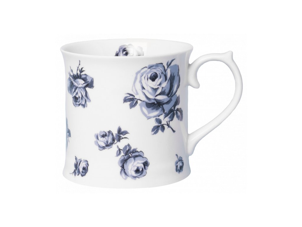 tankrda mug white floral