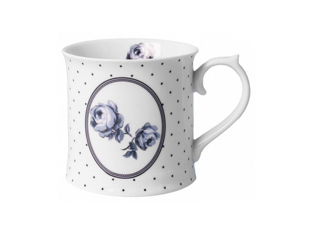 tankard mug white spot 2