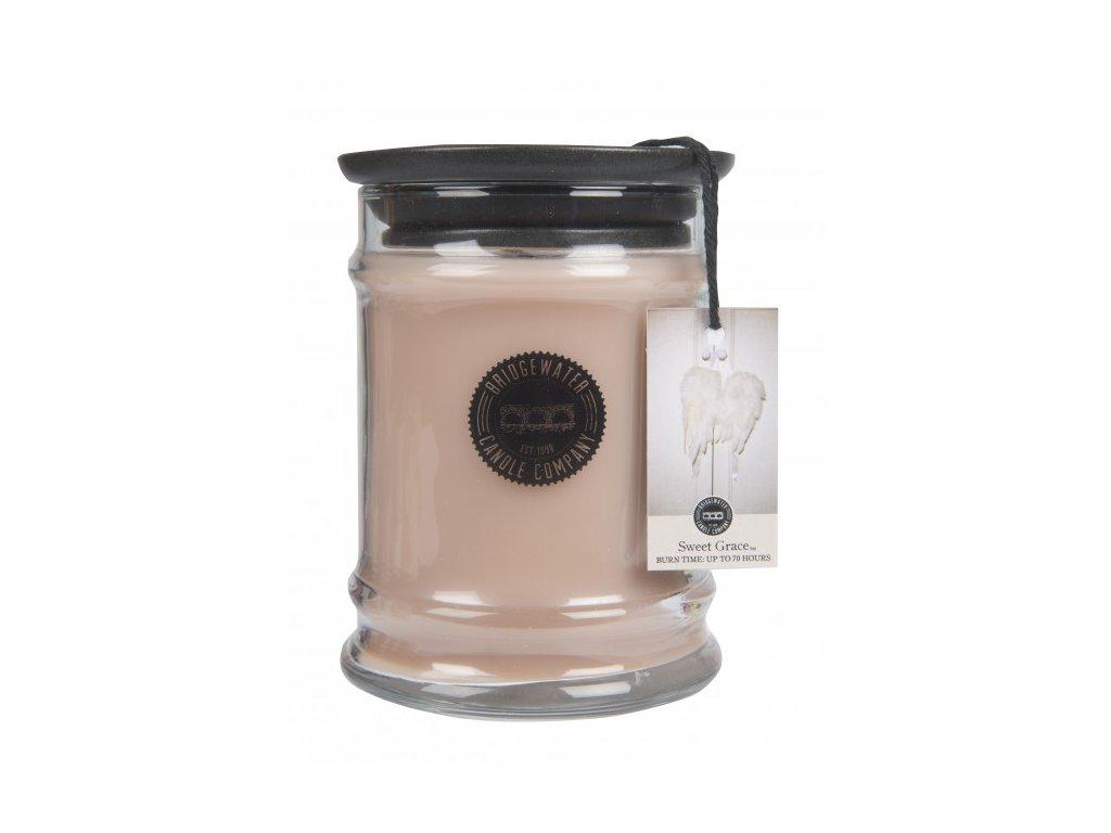 bw small jar candle bw025 sweet grace