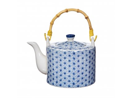 vyrp11 12708IRIS055 A Patterned Stamped Teapot For One copy