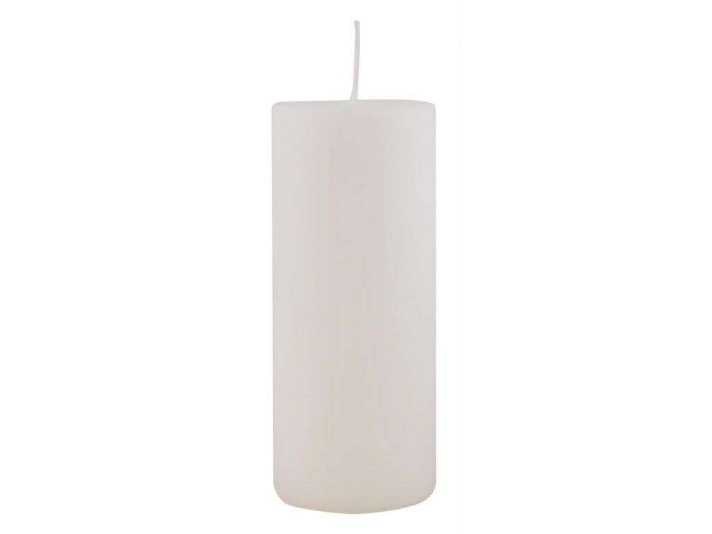 svíčka sloupová bílá ib Laursen
