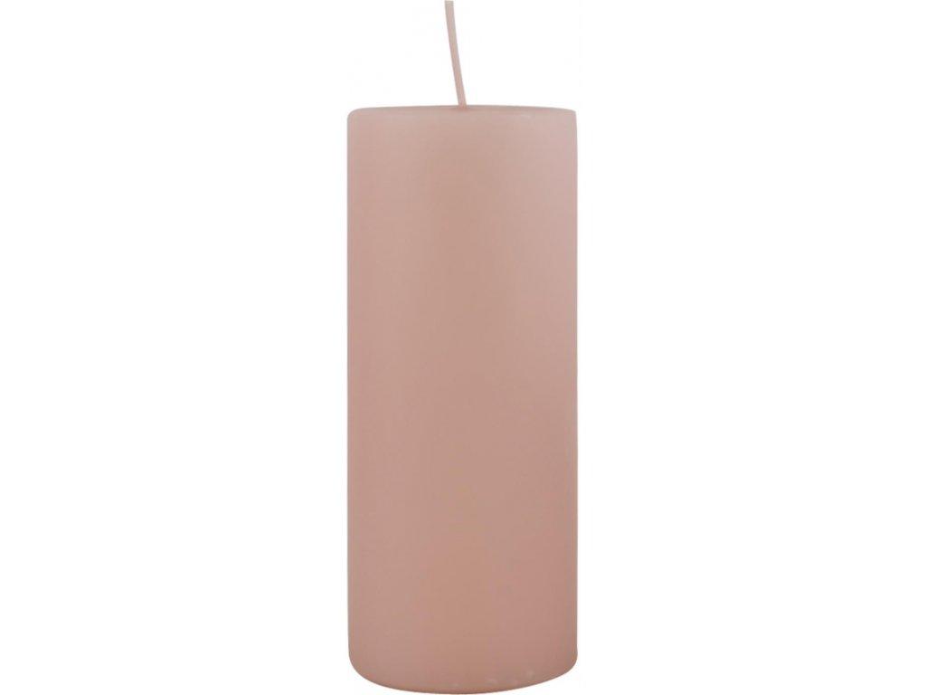 svíčka růžová