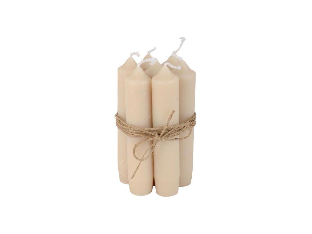 stolní svíčka písková ib Laursen