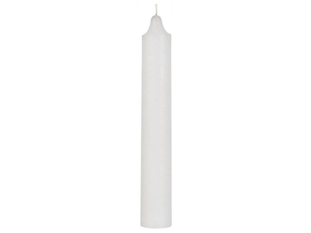 Rustikální svíčka vysoká
