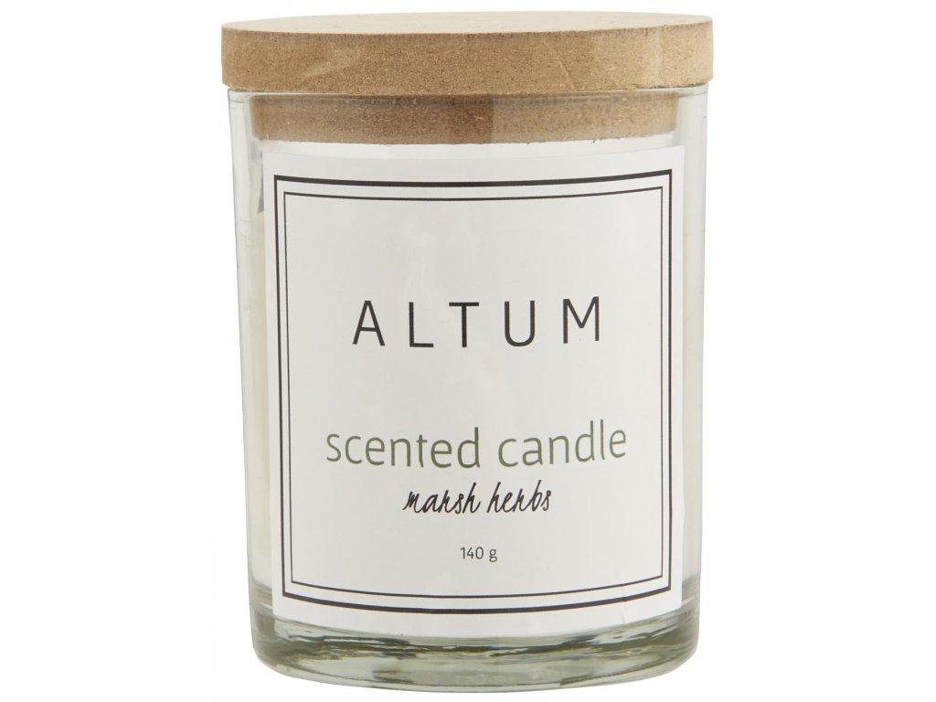 Vonná svíčka ALTUM