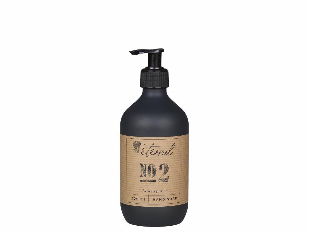 Přírodní tekuté mýdlo Eternel Chic Antique s vůní Lemon Grass