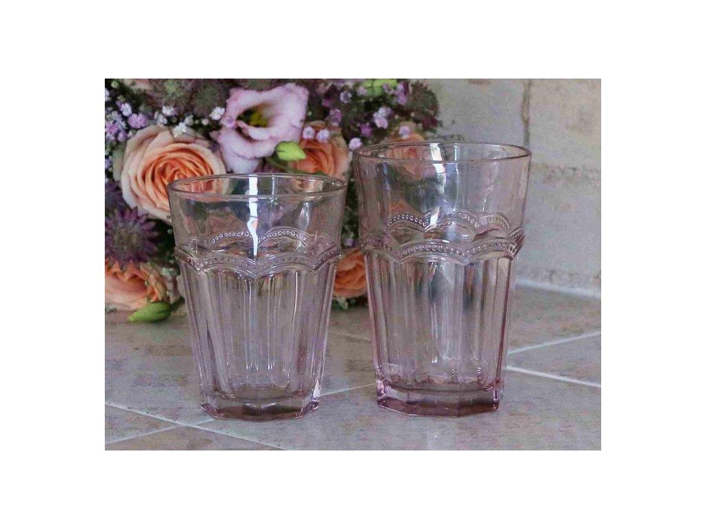 sklenice na vodu Chic Antique