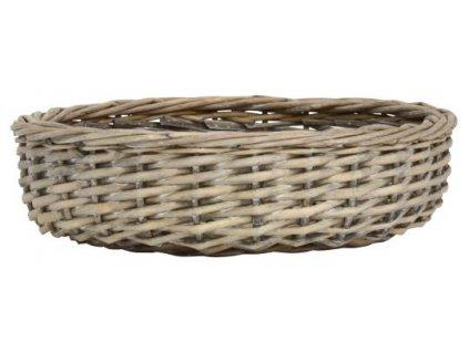 Proutěný košík