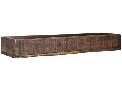 Dřevěný box Unique délka 43cm Ib Laursen