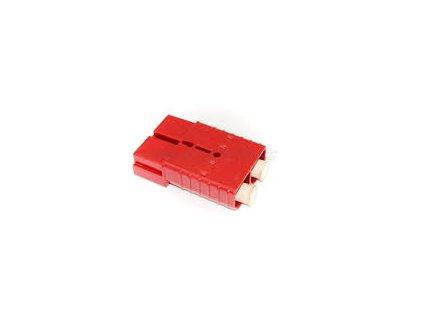 zásuvka baterie SBE 160A 150V 35 mm2 červená