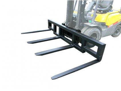 Rozšírenie nosnej dosky 4 vidlice- DTW 250/600/120
