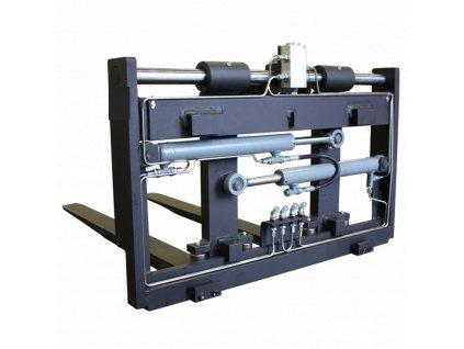 pozicioner vidlic s bocnym posuvom ISO2A