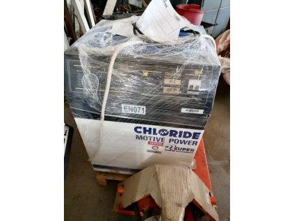 Používaná nabíjačka CHLORIDE POWER - 48V 45A s novou revíziou