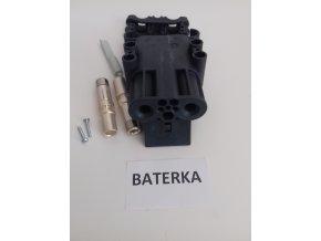 Konektor na batérii REMA 24V 80A 25 mm2
