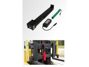 laserový navádzací systém ISO2