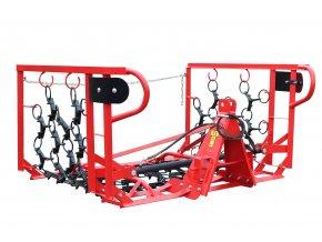 traktorové brány
