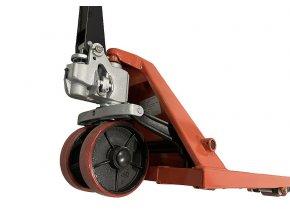 krátky paletový vozík