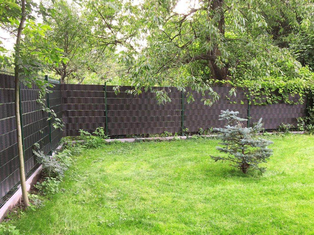 Originální odstínění zahrady