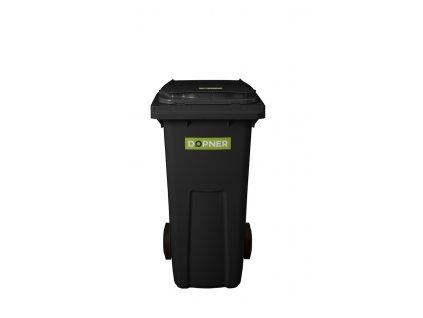 Plastové popelnice na kolečkách