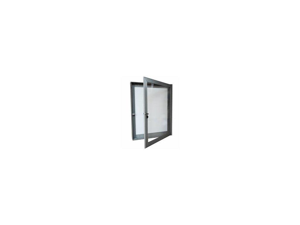 Hlinikova magneticka informacni vitrina H40 1