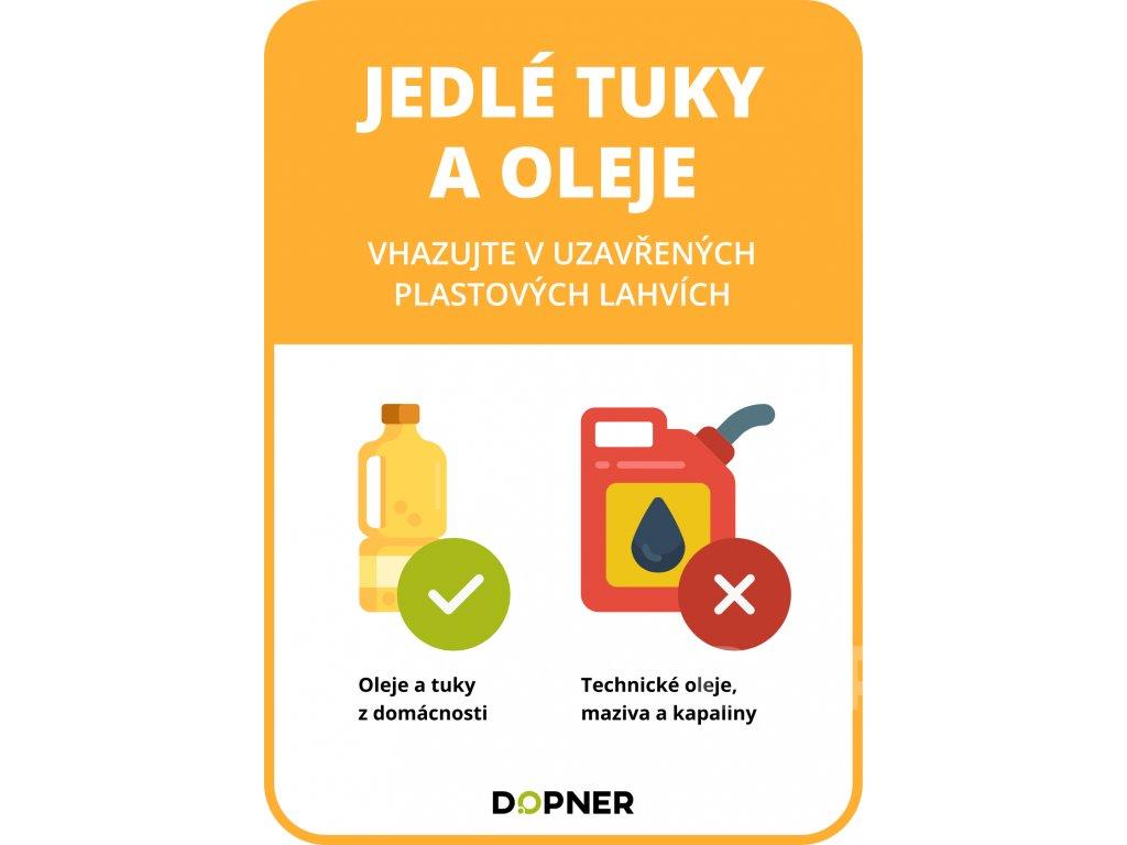 Dopner nalepka oleje 1a pdf