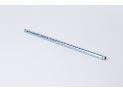 ocelová tyčka na kolečka