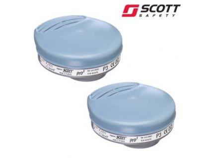 scott pro2 p3 filter pf pro2 p3