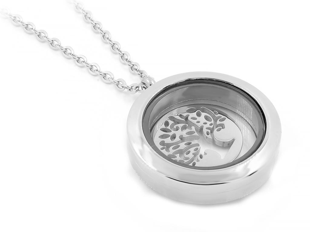 Luxusní přívěsek Strom života - Chirurgická ocel