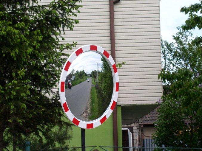 zrkadlo okruhle