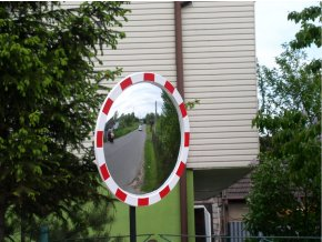 Zrkadlo OKRÚHLE POLYKARBONÁT