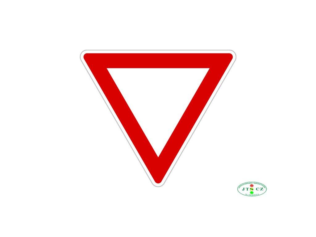 Dopravní Značka P4 700 mm Dej přednost v jízdě
