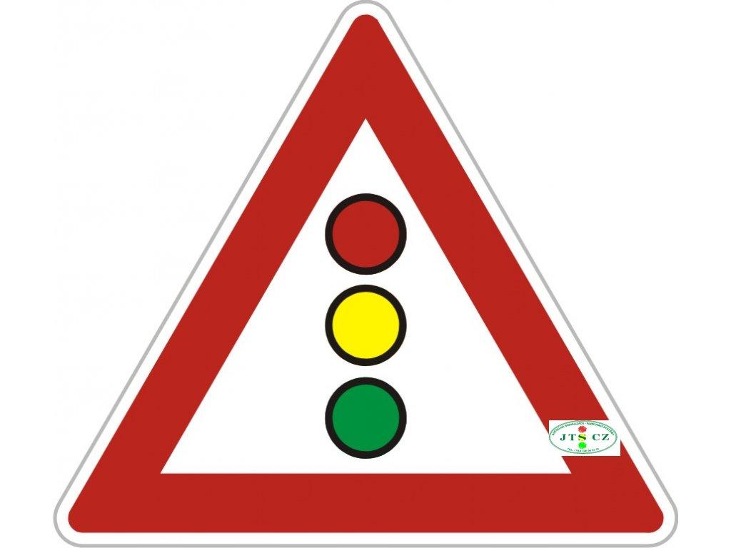 Značka A10 - 2.třída Světelné signály