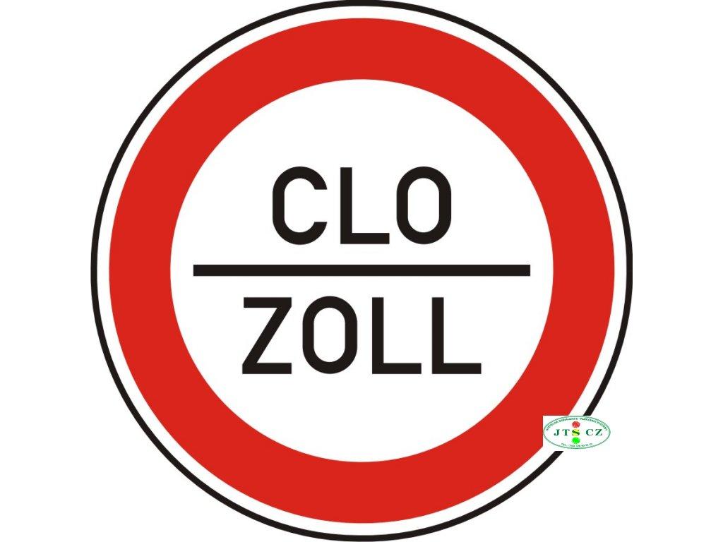 Dopravní Značka B27 Povinnost zastavit vozidlo