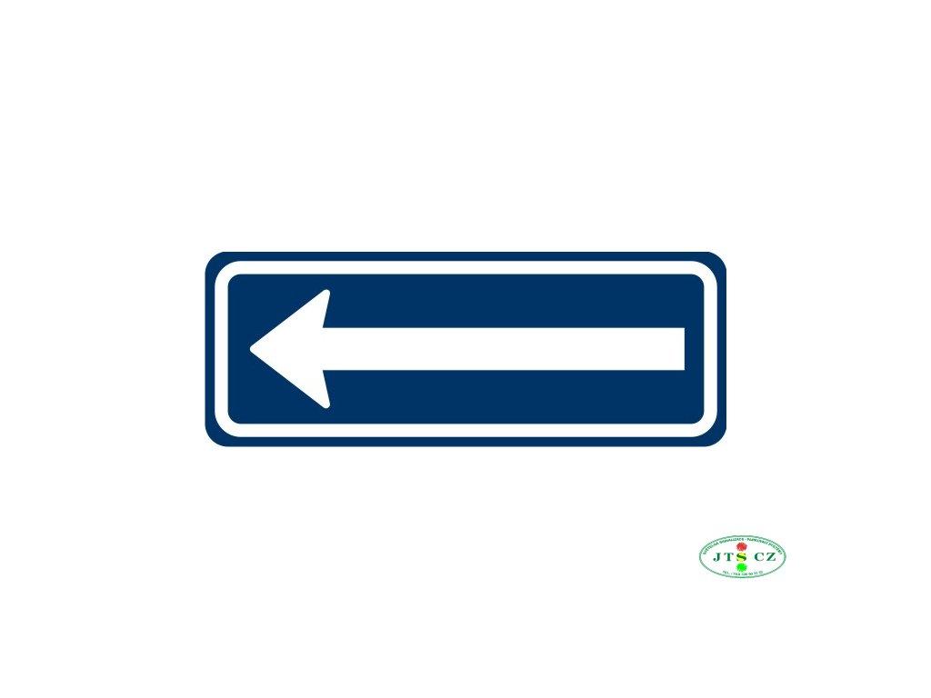 Dopravní značka IP4a Jednosměrný provoz