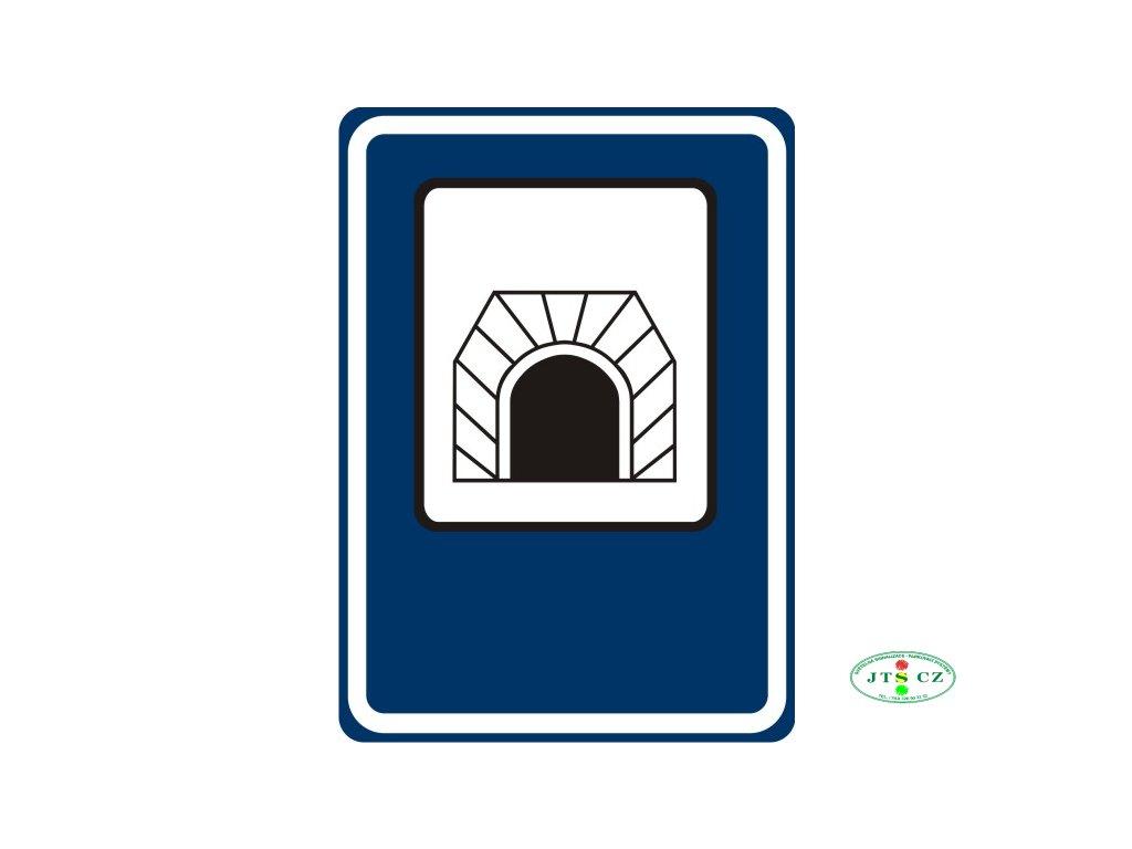 Dopravní Značka IP8a Tunel