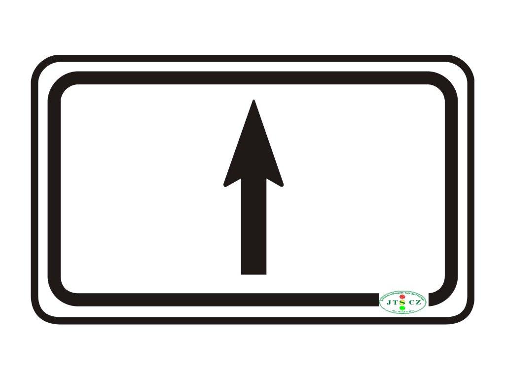 Dopravní Značka E7a Směrová šipka