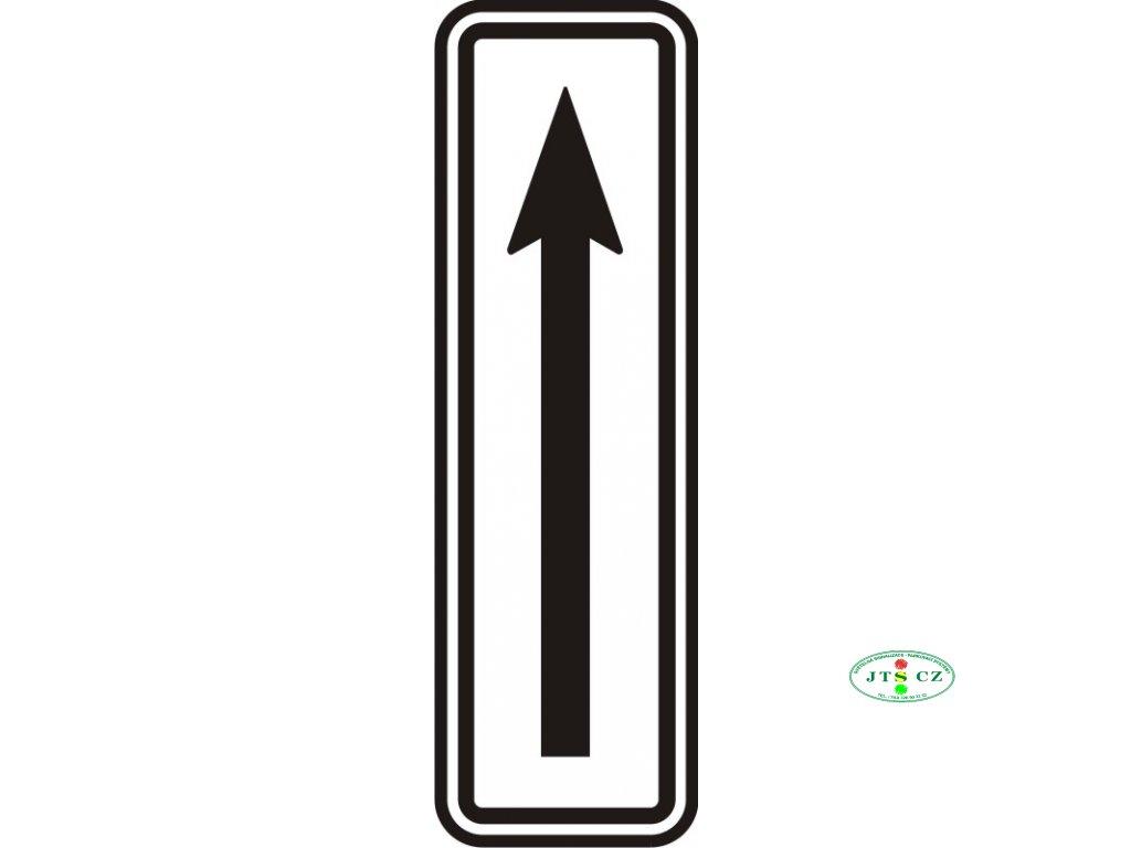 Dopravní Značka E8a Začátek úseku