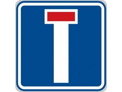 Dopravní značka IP10a Slepá ulice