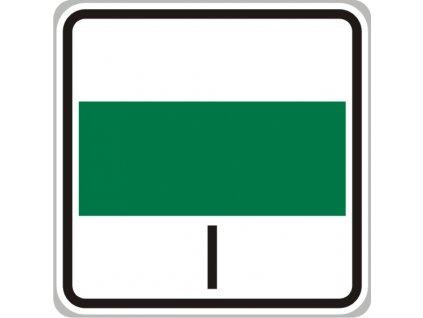 Dopravní značka IP1a Okruh