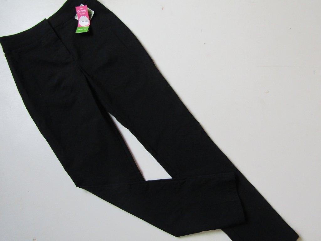 28406 divci elasticke kalhoty george nove vel 158 a vic