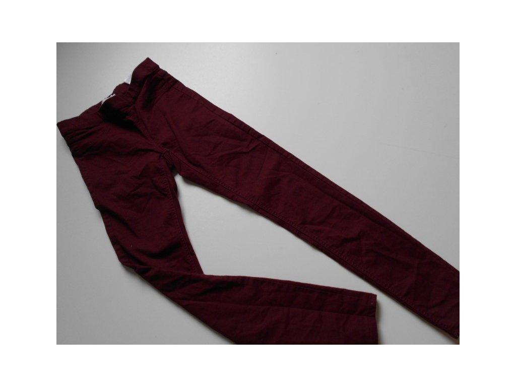 17813 divci elasticke kalhoty h m vel 146 152