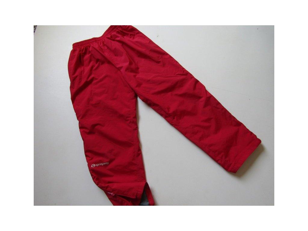42140 divci sportovni kalhoty sprayway vel 140 146