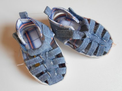 17852 chlapecke sandalky nove vel 62 68
