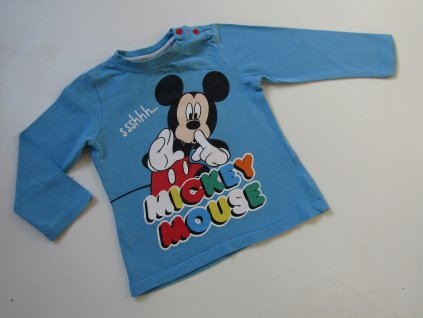 22961 chlapecke tricko mickey mouse vel 86