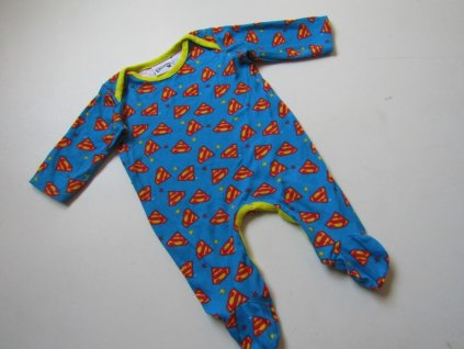 51080 chlapecky overal superman vel 74