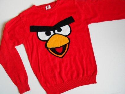 19814 chlapecky svetr angry birds next vel 146