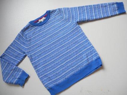 21560 chlapecky svetr mini b vel 116 122