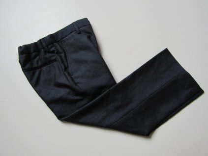52808 luxusni chlapecke spolecenske kalhoty nove vel 116